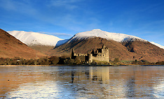 Kilchurn Castle | Loch Awe | 8 January 2018
