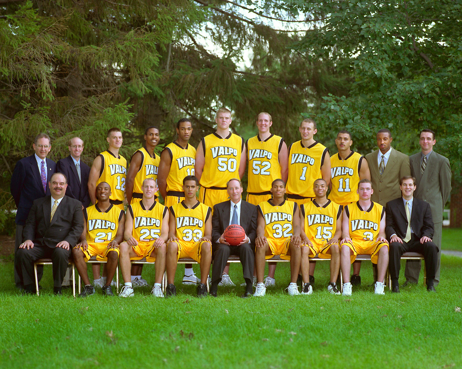 2001-02 Men's Basketball<br /> Mid-Continent Conference<br /> Regular Season & Tournament Champion