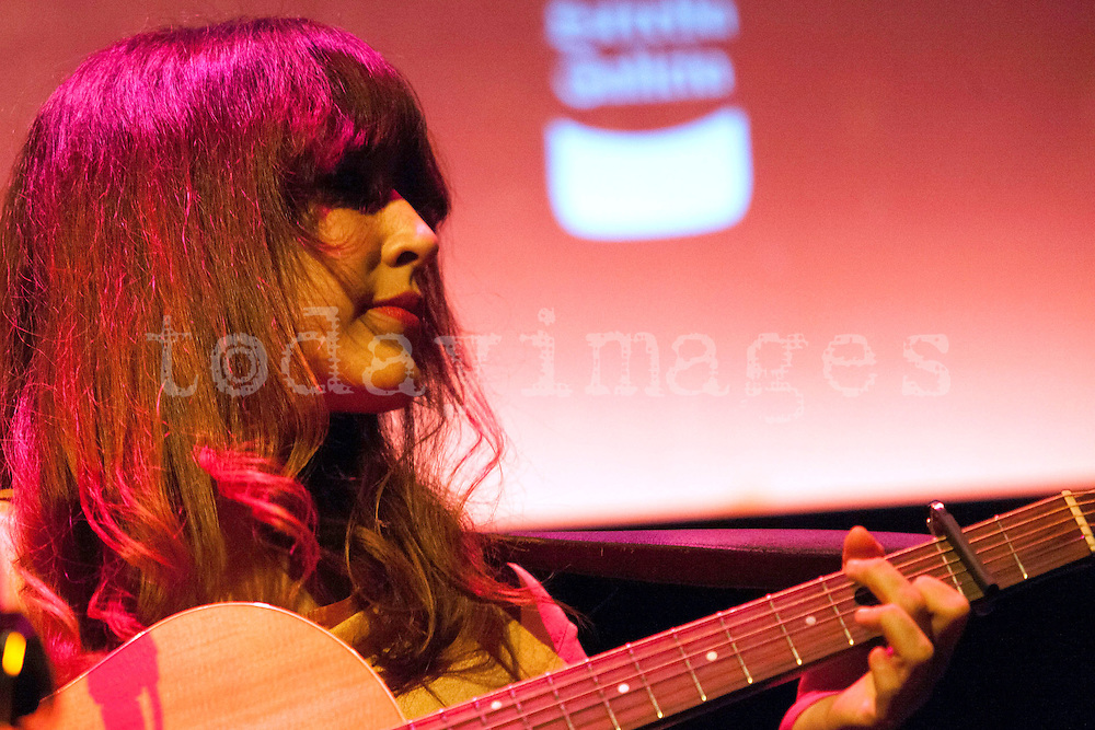 Anni B. Sweet  at the Teatro Lara in Madrid in 2013