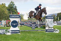King Kitty, (GBR), Persimmon<br /> Longines FEI European Eventing Chamionship 2015 <br /> Blair Castle<br /> © Hippo Foto - Jon Stroud
