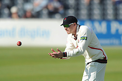 James Faulkner of Lancashire  - Photo mandatory by-line: Dougie Allward/JMP - Mobile: 07966 386802 - 07/06/2015 - SPORT - Football - Bristol - County Ground - Gloucestershire Cricket v Lancashire Cricket - LV= County Championship