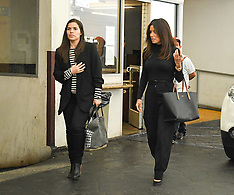 Eva Longoria and America Ferrera out and about - 16 Jan 2020
