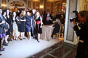 Atmosphere at Children's Cancer & Blood Foundation Breakthrough Ball held at The Plaza Hotel on October 20, 2009..