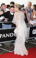 Rita Ora, Glamour Women of the Year Awards, Berkeley Square Gardens, London UK, 04 June 2013, (Photo by Richard Goldschmidt)