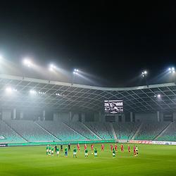 20201126: SLO, Football - Prva Liga Telekom Slovenije, NK Olimpija vs NK Aluminij