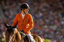 Van Der Vleuten Maikel, (NED), VDL Groep Verdi<br /> Individual competition round 3 and Final Team<br /> FEI European Championships - Aachen 2015<br /> © Hippo Foto - Jon Stroud<br /> 21/08/15