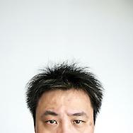 China / Shanghai<br /> <br /> Chinese writer Yu Hua <br /> <br /> © Daniele Mattioli for That's Shanghai