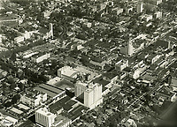 1931 Looking NE at Hollywood Blvd. & Highland Ave.