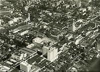 1931 Looking NE at Hollywood Blvd. & Highland Ave.