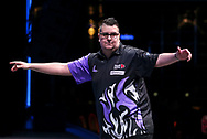 Willem Mandigers during the BDO World Professional Championships at the O2 Arena, London, United Kingdom on 5 January 2020.