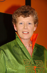 Winner of the 2006 Veuve Clicquot Award VIVIENNE COX at a reception for the winners of the 2006 Veuve Clicquot Award - Business Woman of the Year held at Claridge's Hotel, brook Street, London on 27th April 2006.  This years winner was Vivienne Cox, BP CEO for Gas, Power, Renewables and Integrated Supply & Trading.  The awards were presented by the Rt.Hon.Gordon Brown MP - The Chancellor of the Exchequer.<br /><br /><br />NON EXCLUSIVE - WORLD RIGHTS