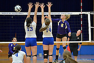 Lakewood at Midview varsity volleyball on October 7, 2014. Images © David Richard and may not be copied, posted, published or printed without permission.
