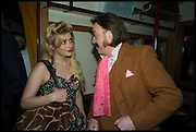 CHARLIE MORGAN; MICHAEL ATTREE; , Cahoots club launch party, 13 Kingly Court, London, W1B 5PW  26 February 2015