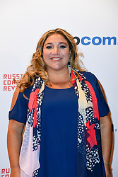 Jo Frost poses as arriving for the opening ceremony of the MIPCOM in Cannes - Marche international des contenus audiovisuels du 16-19 Octobre 2017, Palais des Festivals, Cannes, France.<br />Exhibition MIPCOM (International Market of Communications Programmes) at Palais des Festivals et des Congres, Cannes (Photo by Lionel Urman/Sipa USA)