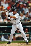 "COPYRIGHT DAVID RICHARD.Ivan ""Pudge"" Rodriguez.Cleveland Indians at Detroit Tigers, July 5, 2007"
