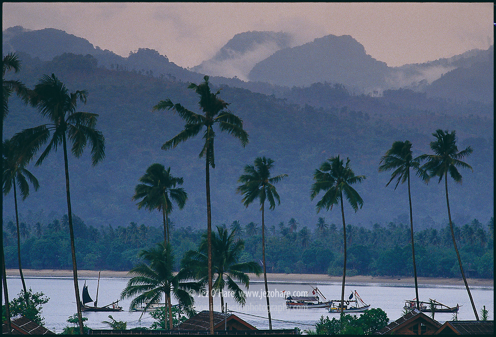 Carita, Banten, Java, Indonesia.
