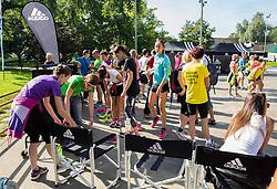 Adidas sola teka 2014, on August 20, 2014 in Tivoli park, Ljubljana, Slovenia. Photo by Vid Ponikvar / Sportida