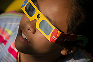 Eclipse Viewing Party Gilford Library 21Aug17