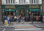 Garrick Arms pub, Charring Cross Road,  London, England