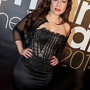 NLD/Amsterdam/20141215- Glamour Woman of the Year 2014, Sanne Vogel