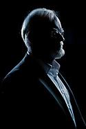 Lars Hedegaard Jensen, historiker, journalist og forfatter. Lars Hedegaard er formand for Trykkefrihedsselskabet af 2004 og er ivrig deltager i debatten om ytringsfrihed. <br /> I februar 2013 blev han forsøgt skudt i døren til sit hjem på Frederiksberg. Gerningsmanden blev aldrig pågrebet.