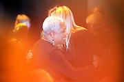 Prinses Maxima geeft de Amsterdamse Beurs van Berlage het startschot voor een nieuw landelijk project van WOMEN Inc. Het project wil het belang van economische zelfstandigheid van vrouwen onderstrepen. /// Princess Maxima, the Amsterdam Beurs van Berlage is launching a new national project of WOMEN Inc.. The project will study the importance of economic independence of women underline.<br /> <br /> Op de foto: On the Photo:<br /> <br />  Jetty Mathurin en prinses Maxima