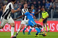 Miralem Pjanic Juventus, Amadou Diawara Napoli <br /> Torino 29-10-2016 Juventus Stadium Football Calcio Serie A 2016/2017 Juventus - Napoli . Foto Filippo Alfero Insidefoto