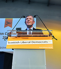 Scottish Liberal Democrat autumn conference, Dunfermline, 8 September 2018