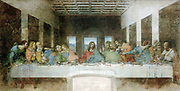 The Last Supper is a 15th century mural painting in Milan created by Leonardo da Vinci for his patron Duke Ludovico Sforza and his duchess Beatrice d'Este. It represents the scene of The Last Supper from the final days of Jesus as narrated in the Gospel of John