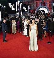 Tuesday 28 September 2021<br />Bond: No Time To Die - world film. premiere <br />The Royal Albert Hall.<br />Emma Raducanu