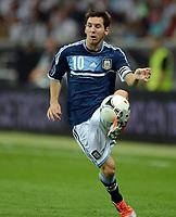 Fotball<br /> Tyskland v Argentina<br /> 15.08.2012<br /> Foto: Witters/Digitalsport<br /> NORWAY ONLY<br /> <br /> Lionel Messi (Argentinien)<br /> Fussball Testspiel, Deutschland - Argentinien