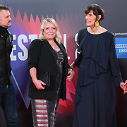 Claire Rushbrook, Clio Barnard, Tricia Tuttle attended ALI & AVA - The Mayor of London's Special Presentation, 13 October 2021 Southbank Centre, Royal Festival Hall, London, UK.