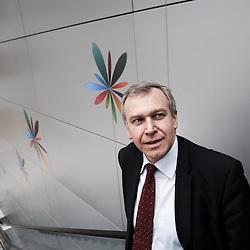 PARIS, FRANCE. DECEMBER 9, 2011. Belgium's former Prime Minister Yves Leterme, now the Deputy Secretary-General of the OECD, in the OECD offices. Photo: Antoine Doyen