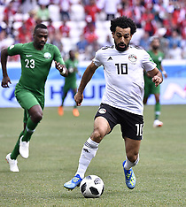 Saudi Arabia v Egypt 25 June 2018