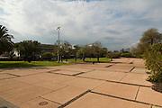 The Campus at the Tel Aviv University, Tel Aviv, Israel