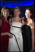 Katia Neverova, LYUBA GALKINA; JUSTINE WADDELL, The Old Russian New Year's Eve Gala. In aid of the Gift of Life foundation. Savoy Hotel, London. 13 January 2015.