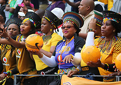 PSL: Kaizer Chiefs fans supporters v Cape Town City