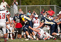 Boys varsity foot ball Bow versus Stevens September 11, 2010.