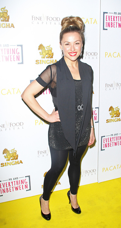 Tieva Lovelle, Pacata - Launch Party, Covent Garden, London UK, 28 March 2014, Photo by Brett D. Cove