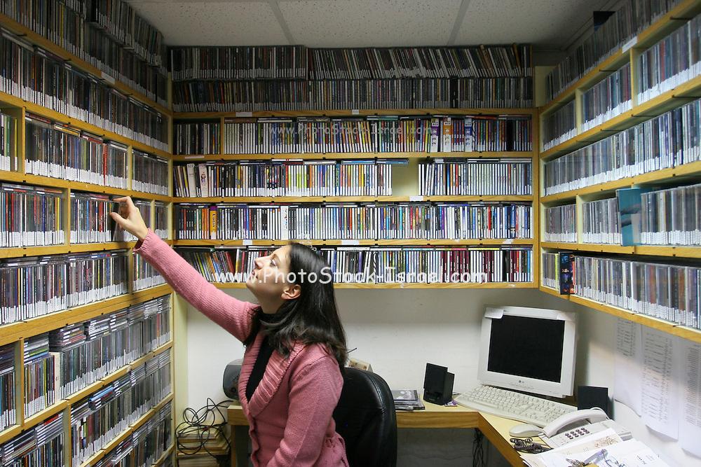Israel, 106 FM Radio Station Music editor