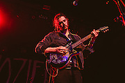 Hozier performs at Showbox Market in Seattle, WA on Tuesday, October 21 2014.