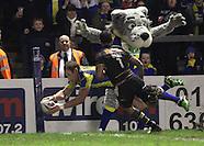 Warrington Wolves v Catalans Dragons 150213