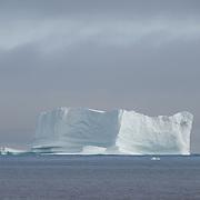 Iceberg off the coast of Greenland.