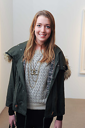 ANGELICA HICKS at a party to celebrate the publication of Allegra Hick's book 'An Eye For Design' held at he Timothy Taylor Gallery, Carlos Place, London on 23rd November 2010.