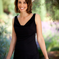 Sarah Linville Outdoor Portraits in Ojai
