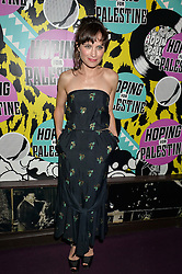 SHEHERAZADE GOLDSMITH at Hoping's Greatest Hits - the 10th Anniversary of The Hoping Foundation's charity benefit held at Ronnie Scott's, 47 Frith Street, Soho, London on 16th June 2016.