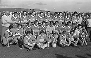 1987 Kerry County Final : Kenmare defeat dr crokes. The victorious Kenmare tream in the 1987 Kerry County Final.<br /> Photo: Don MacMonagle <br /> e: info@macmonagle.com<br /> <br /> from the macmonagle archive