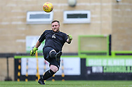Trevor Horsley XI Aaron Reid during the Trevor Horsley Memorial Match held at the New Lawn, Forest Green, United Kingdom on 19 May 2019.