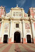 El Calvario Church in Leon, Nicaragua
