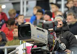 TV camera at Ashton Gate - Mandatory by-line: Paul Knight/JMP - 05/11/2016 - FOOTBALL - Ashton Gate - Bristol, England - Bristol City v Brighton and Hove Albion - Sky Bet Championship
